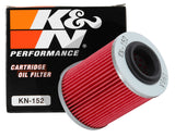 k&n 152 oil filter with box