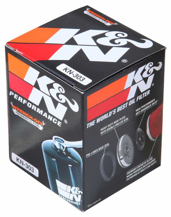 kn-303-oil-filter-box