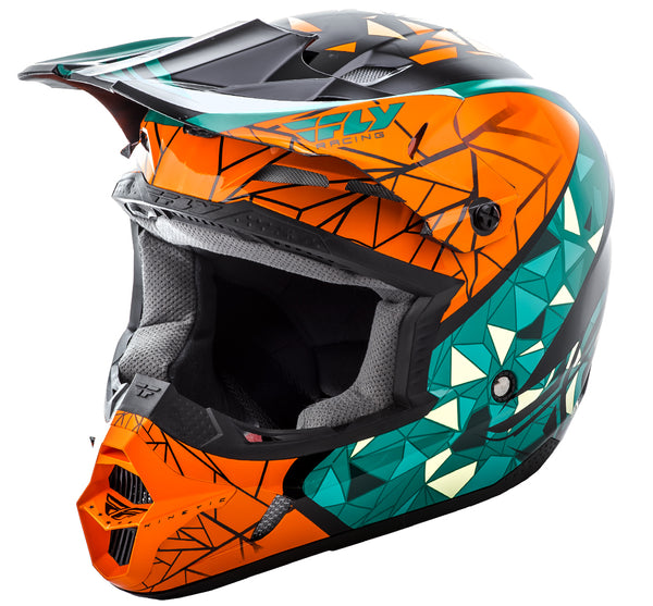 Fly Racing Kinetic Crux Youth Helmet