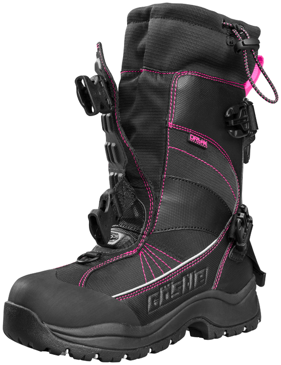 castle-x-barrier-2-womens-snowmobile-boot-left