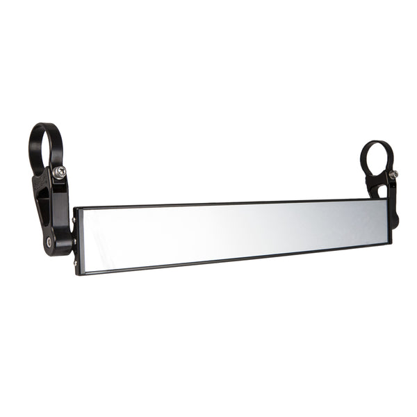 "Axia Alloys 17"" Wide Panoramic Rear View Mirror – 2.5"" Arms"
