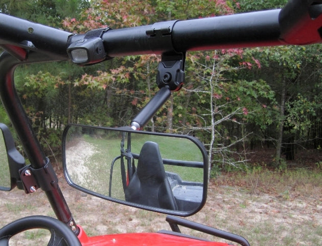 Seizmik Wide Angle Rear View Mirror Polaris Ranger Pro-Fit