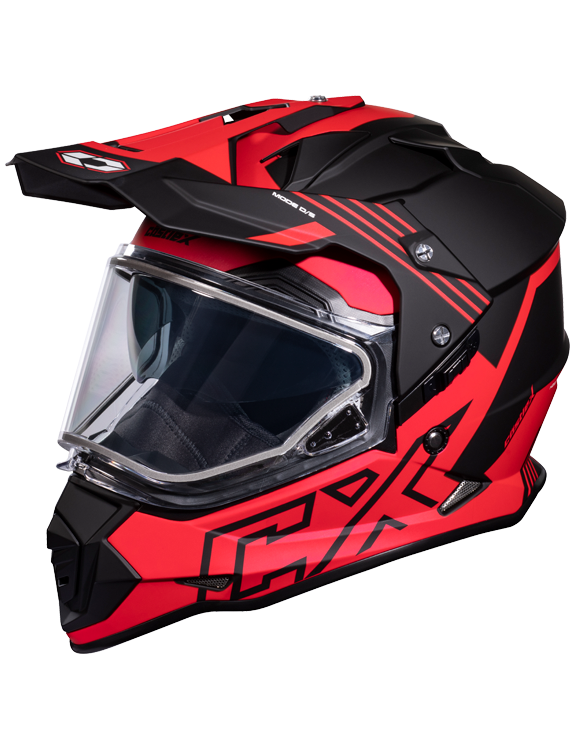 Castle X Mode Agent Snowmobile Helmet