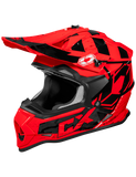 castle-x-youth-mode-stance-helmet-red