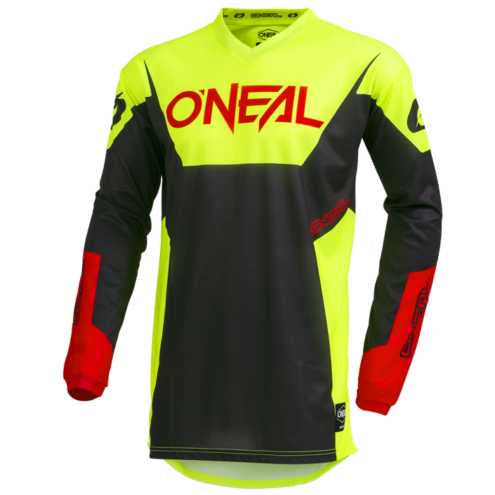 oneal-element-jersey-yellow