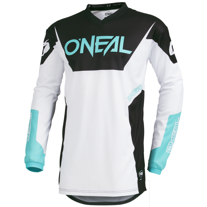 oneal-element-jersey-white