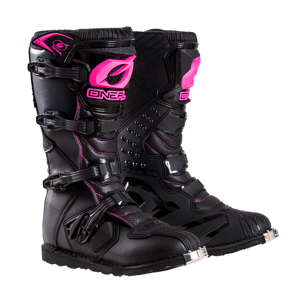 Oneal 2018 Rider Youth Boots Pink