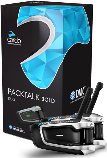 Cardo PACKTALK Bold Duo