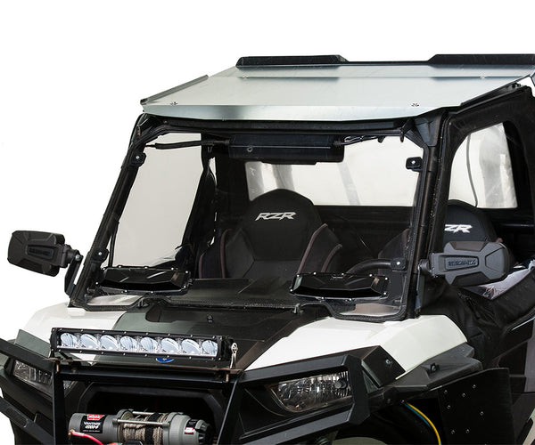 Seizmik Windshield Versa Vent Windshield Polaris RZR