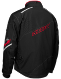 castle-x-thrust-g2-snowmobile-jacket-red-back