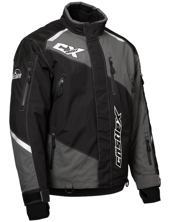 castle-x-thrust-g2-snowmobile-jacket-grey