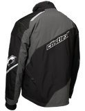 castle-x-thrust-g2-snowmobile-jacket-grey-back