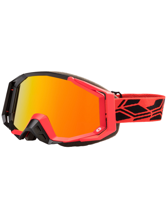 castle-trace-snow-goggles-red