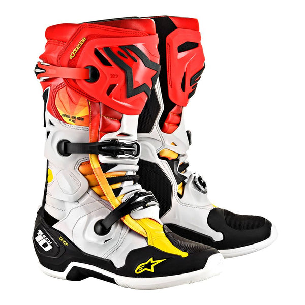 Alpinestars Tech 10 Boots Indy Limited Edition
