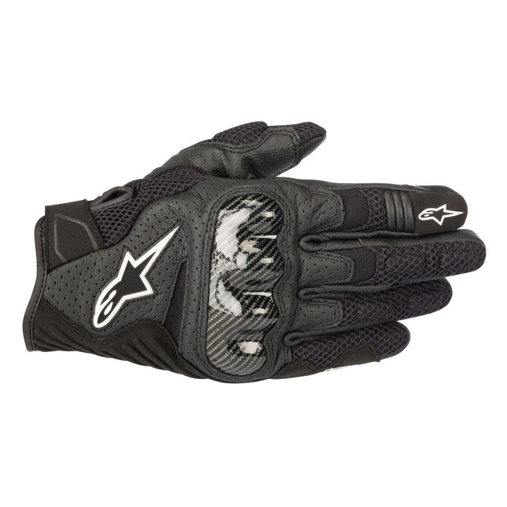 alpinestars smx air v2 gloves black
