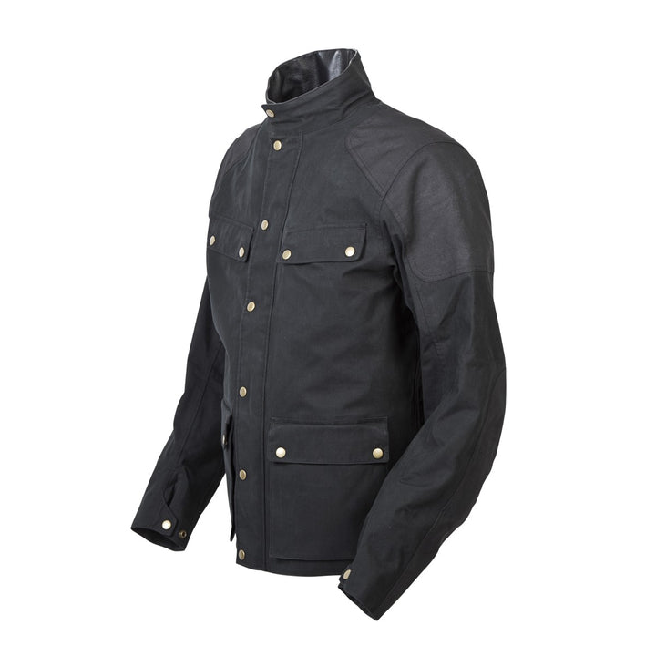 scorpion-birmingham-jacket-black-left