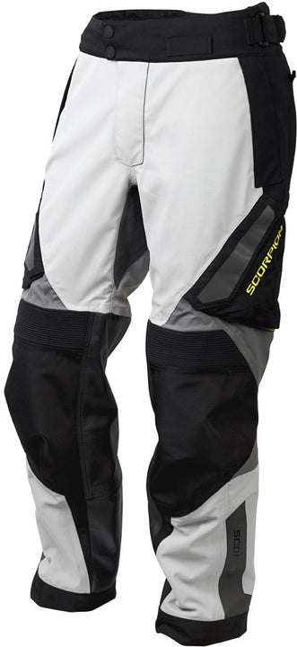 scorpion-yukon-motorcycle-pants-grey-front