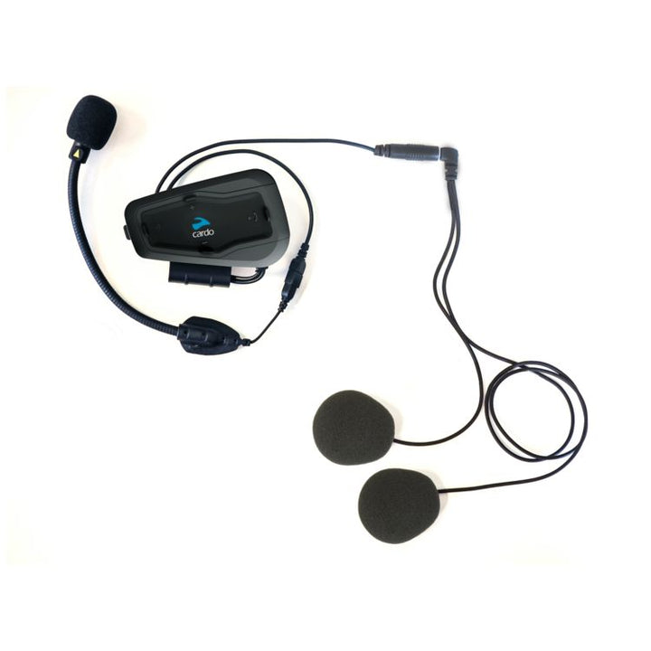 Cardo Freecom 1+ Bluetooth Headset Duo