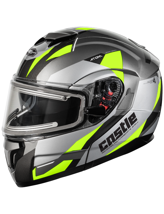 Castle X Electric Atom Transcend Helmet