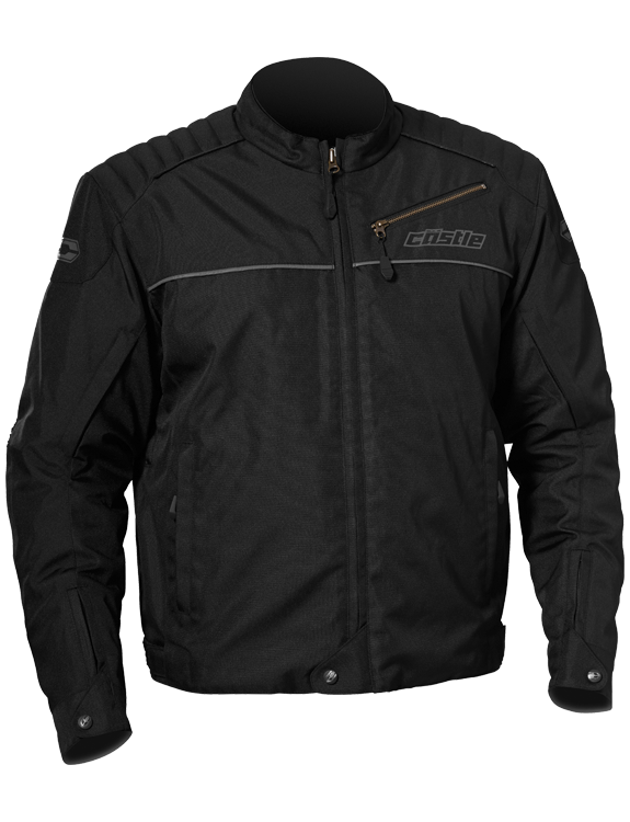 Castle Classic Motorcycle Jacket