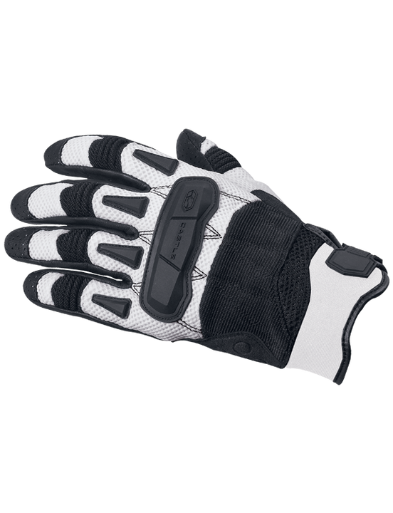 castle-blast-motorcycle-glove-white