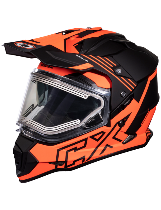 castle-x-mode-electric-helmet-agent-orange