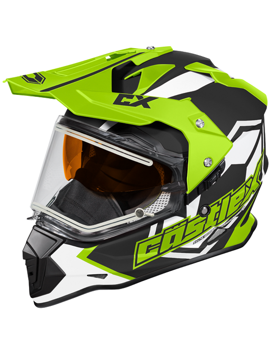 castle-x-mode-electric-helmet-team-hivis