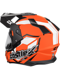castle-x-mode-electric-helmet-team-orange-rear