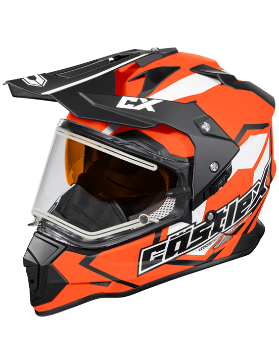 castle-x-mode-electric-helmet-team-orange