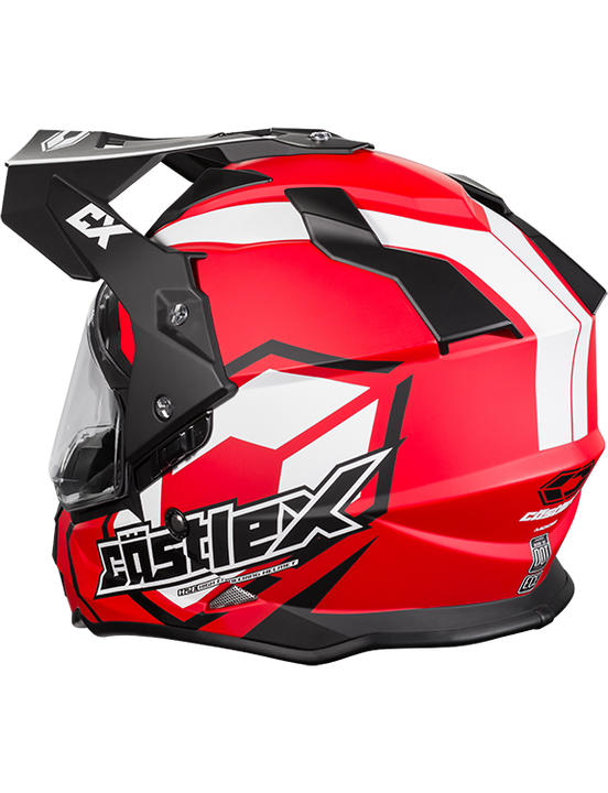 Castle X Mode Electric Helmet Team