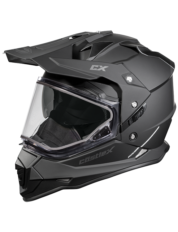 Castle X Mode Snowmobile Helmet