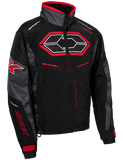 castle x blade g4 mens snowmobile jacket red