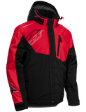 castle phase jacket red front