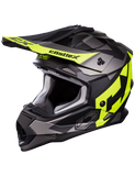 castle mode flow helmet hivis