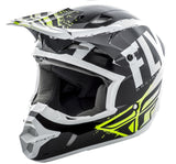 fly-youth-burnish-helmet-black-hivis-front
