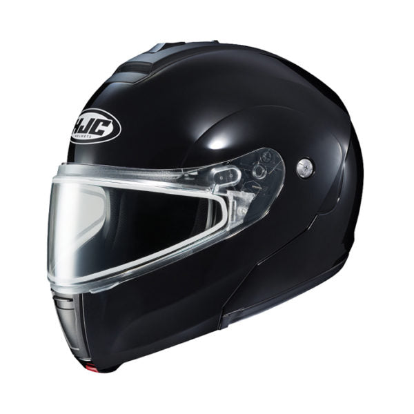 hjc cl max 3 modular snowmobile helmet black