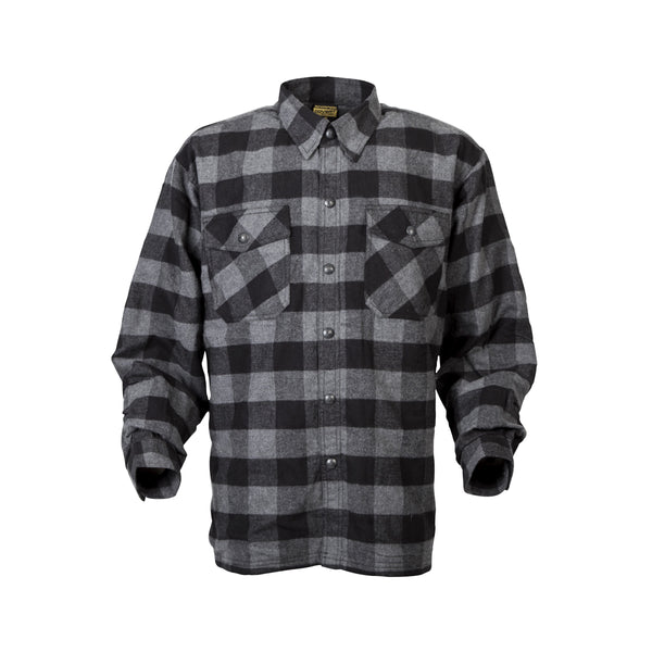 Scorpion Covert Moto Flannel Shirt