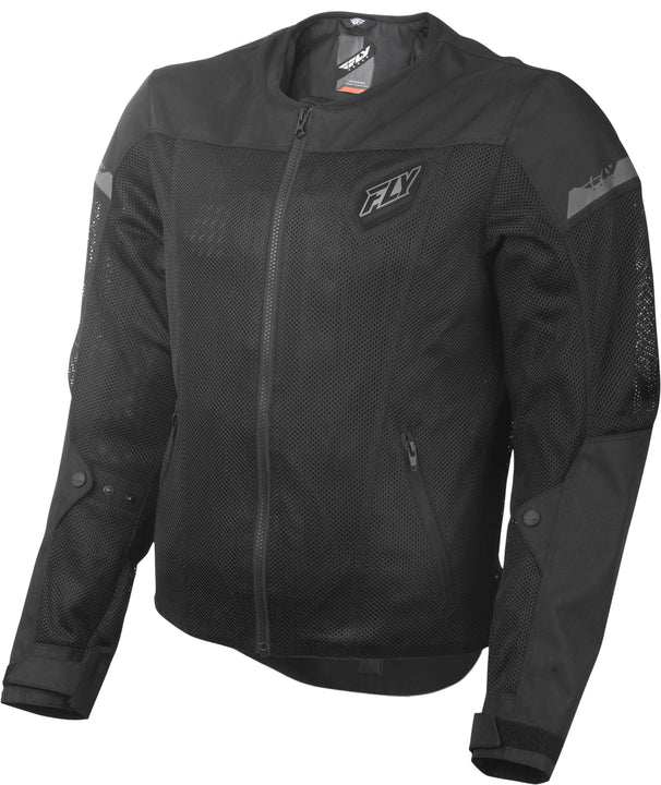 fly-racing-flux-air-jacket-black-front