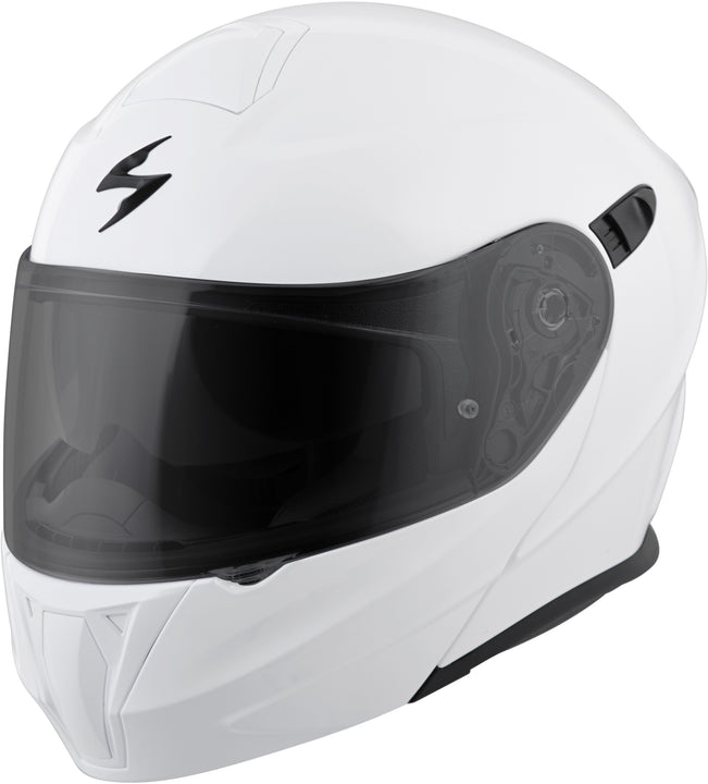 scorpion-exo-gt920-solid-white-front