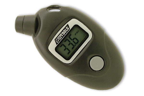 Cruz Tools Tire Pro Digital Tire Pressure Gauge