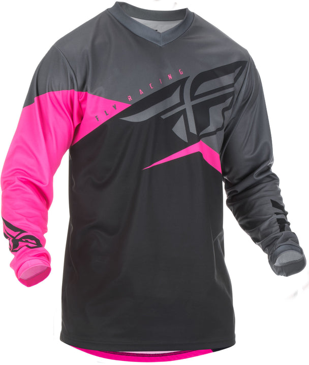 fly-racing-youth-f16-jersey-pink-blk-front