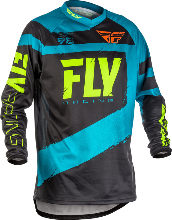 fly-racing-f-16-jersey-blue-hivis-front