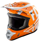 fly-burnish-helmet-orange-front