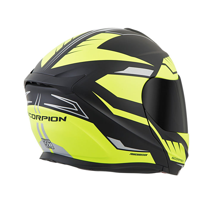 scorpion-Exo-Gt920-shuttle-helmet-neon-back