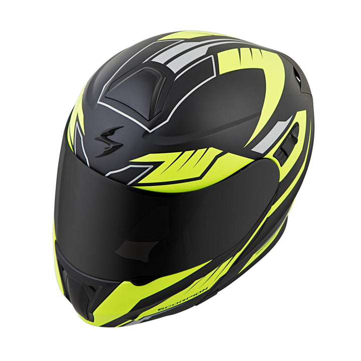 scorpion-Exo-Gt920-Shuttle-Helmet-neon-top