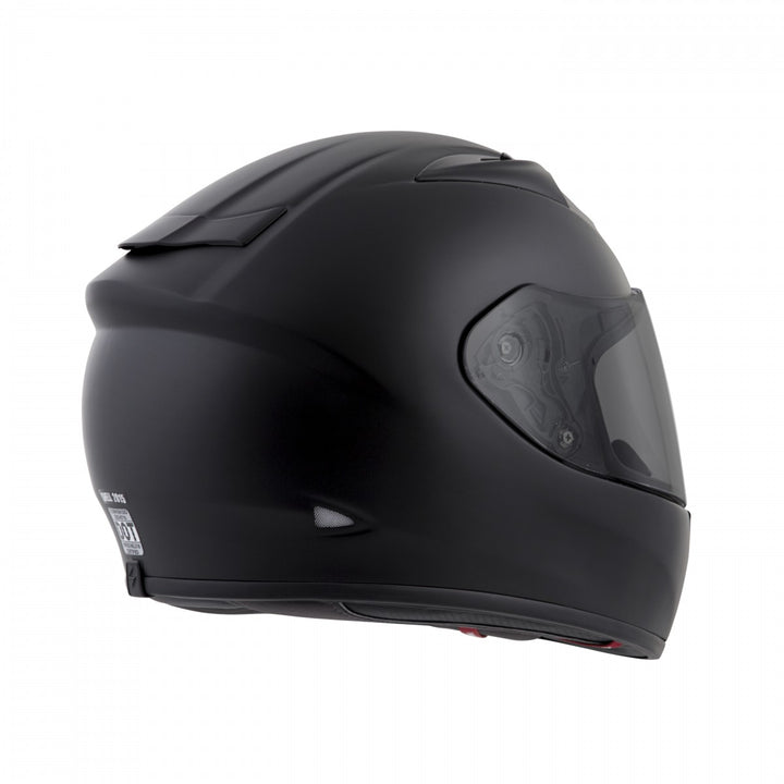 scorpion-r710-matte-black-rear