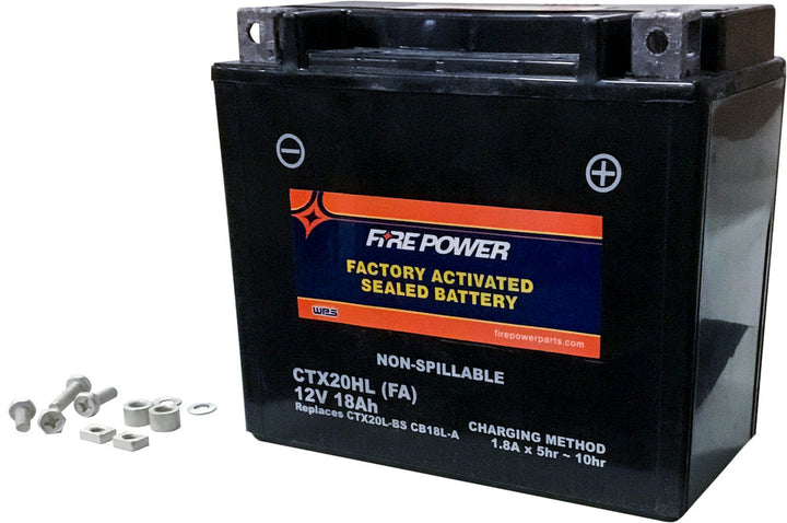 fire power battery ctx20l-bs