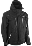 fly incline snow jacket black