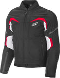 fly racing 2019 butane jacket red white