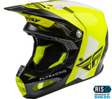 fly racing helmets formula origin hivis